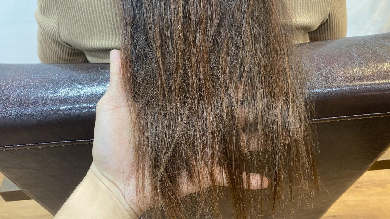 【縮毛矯正が効かない】癖が強すぎて真っ直ぐにならない時の対処法